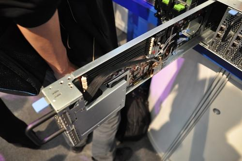 IDF 2011 戴尔展示高密度至强E3云服务器