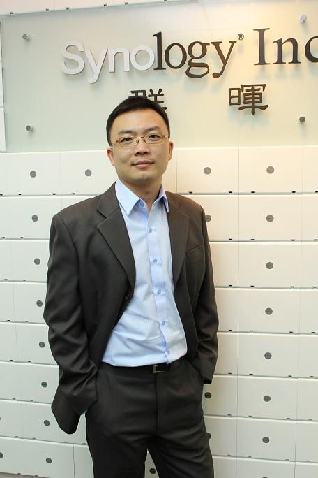 群晖科技股份有限公司首席执行官-许格超Vic Hsu